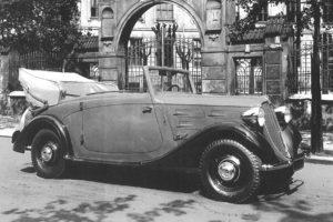 Praga Lady 1938 – 1947