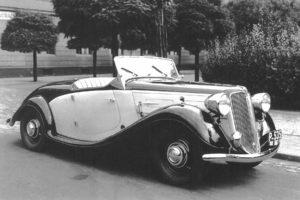 Praga Lady 1935 – 1937