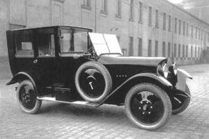 Praga Mignon 1911 – 1924