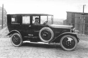 Praga Mignon 1925 – 1929