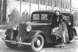 Praga Piccolo 1934 (P 306-307)