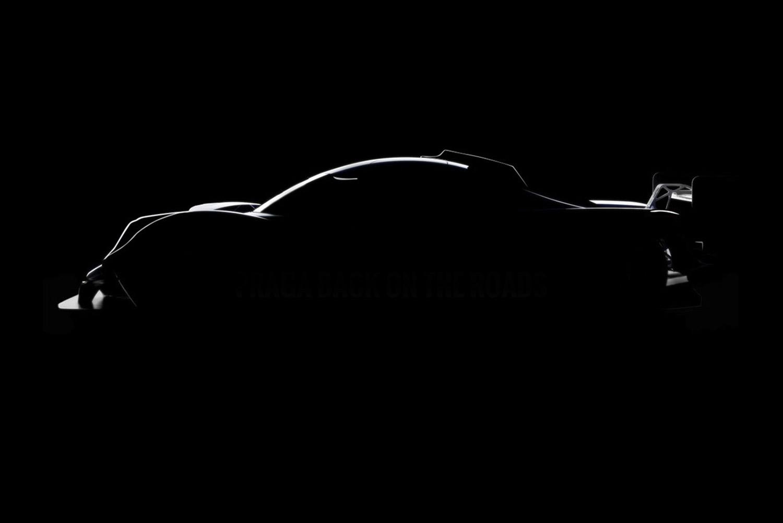 Legendary car brand Praga back on the roads
