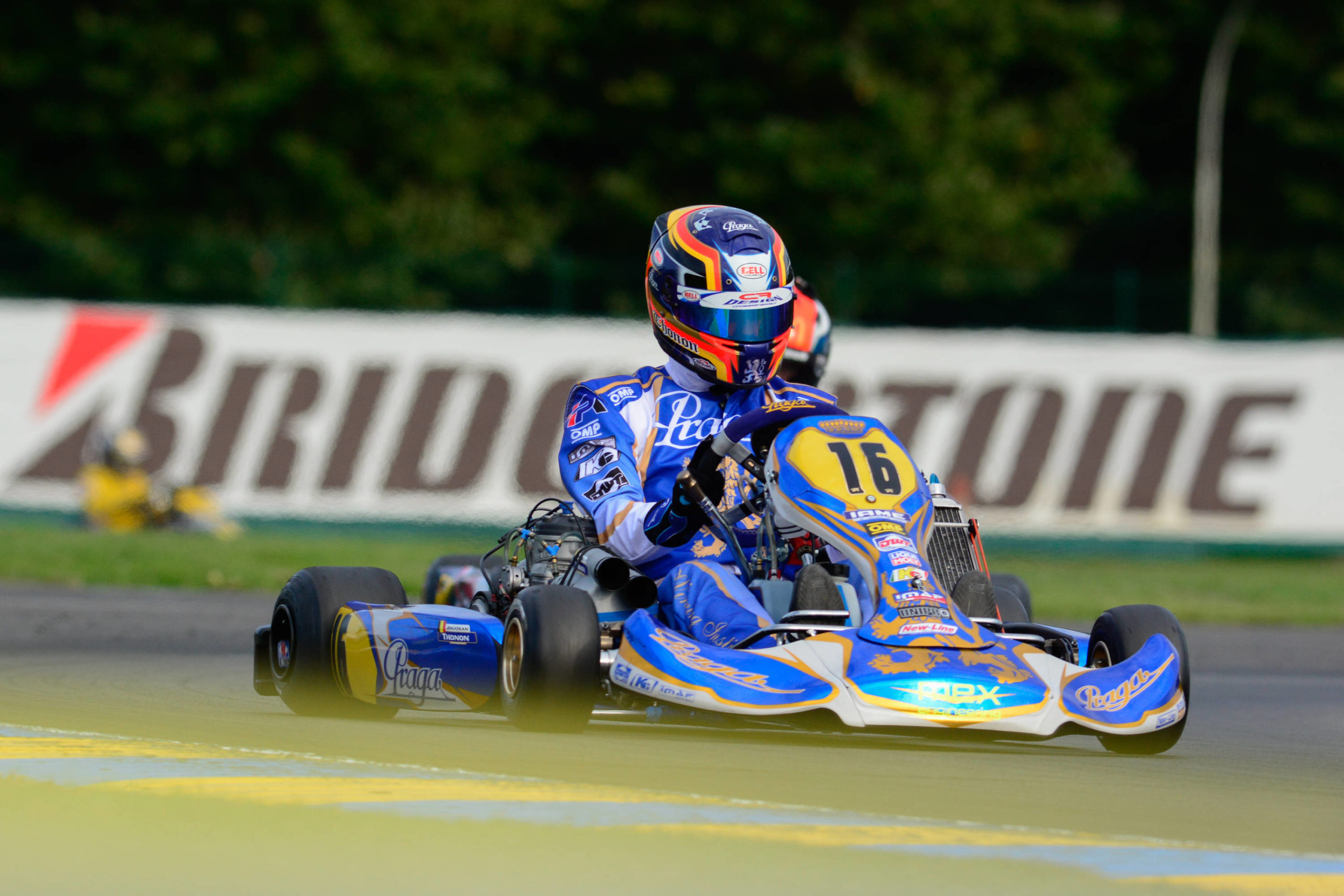 PRAGA Kart Racing after the World Championship