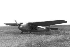 Praga Air Baby (E-114)