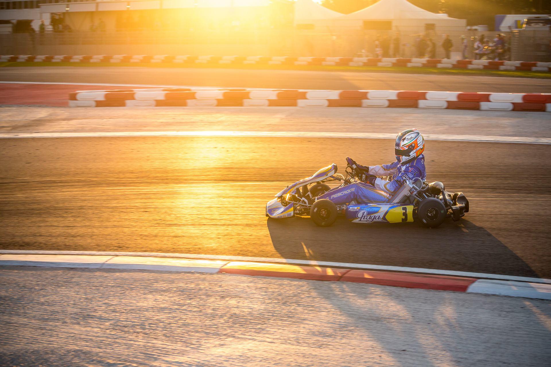 Successful end of season for PRAGA Kart Racing!