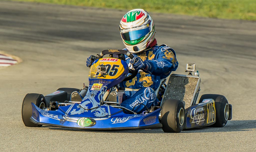 Praga dominates at Gearup F Series