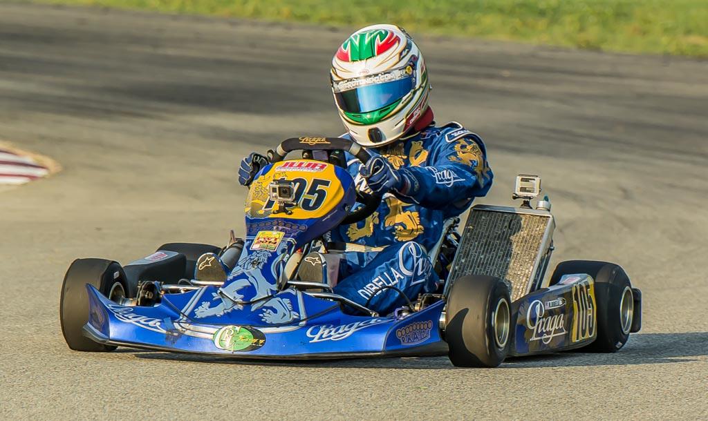 Praga dominates at Gearup F Series