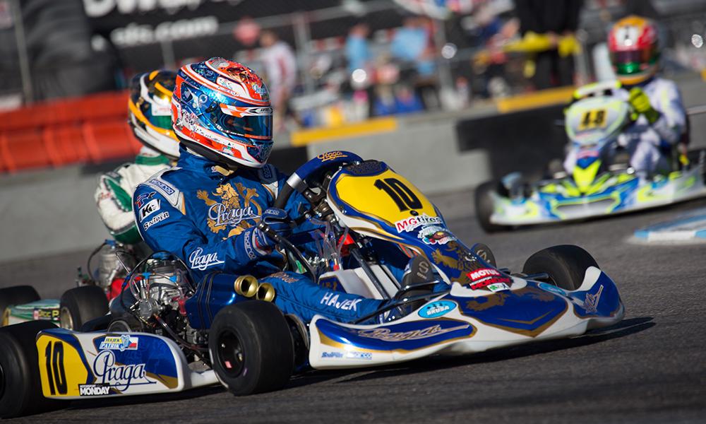 Patrik Hajek confirmed for Floriad Pro Kart Winter Series