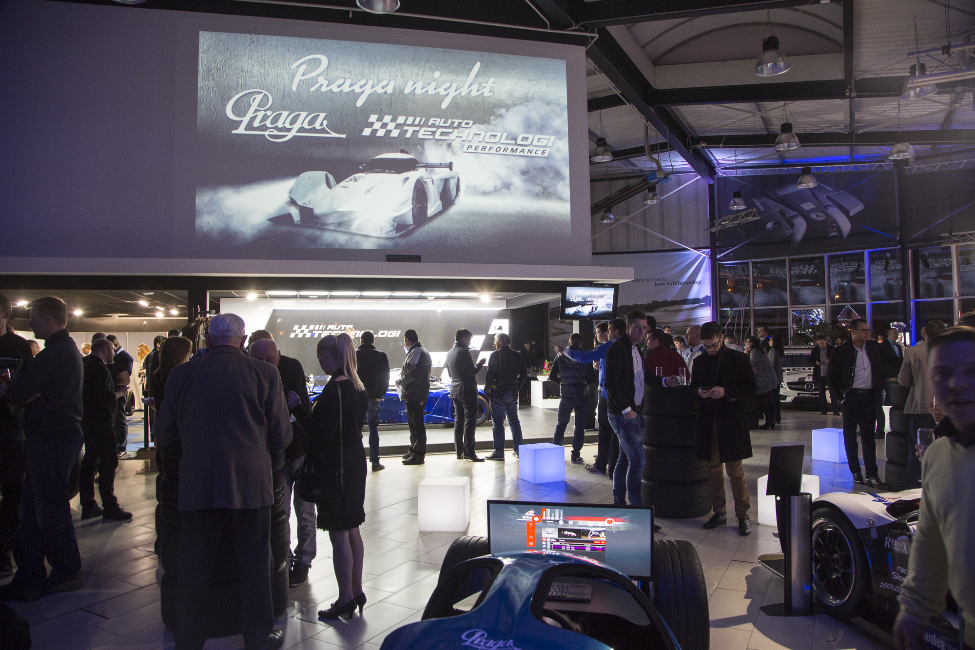 Praga will offer a new arrive and drive package of the fastest Czech racing car