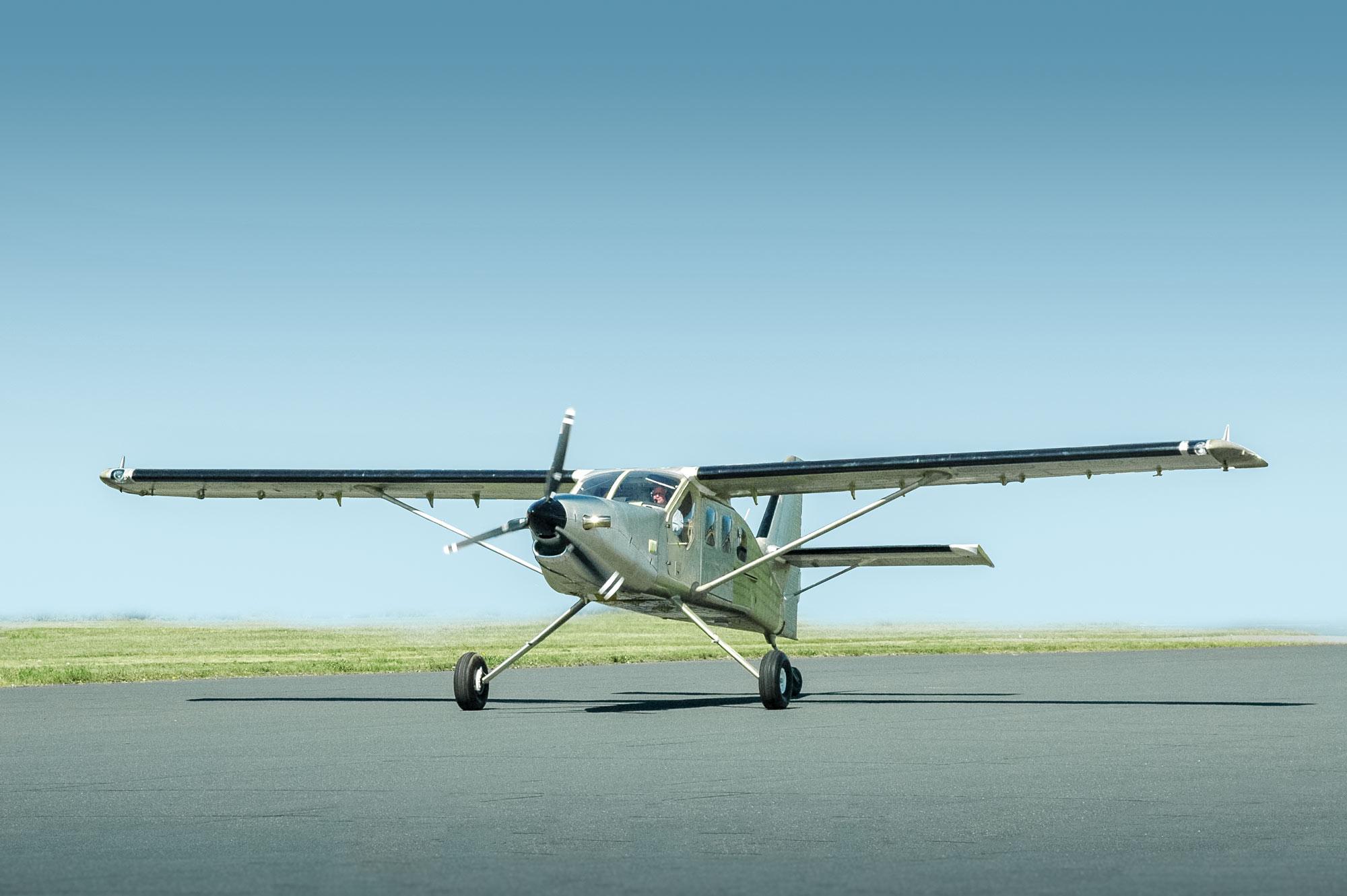 The production of Orbis Avia SM-92T Praga Alfa aircraft project