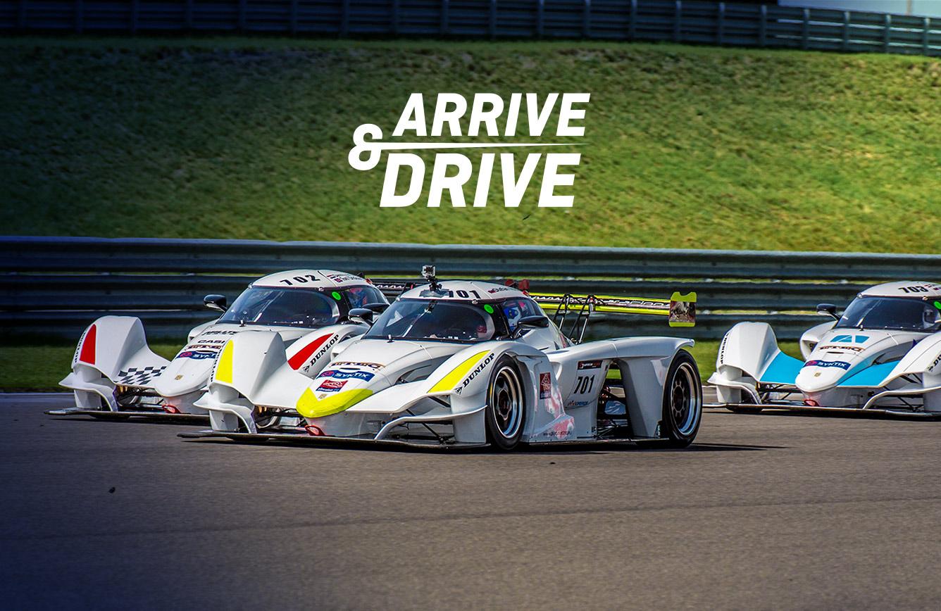 Praga introduces Arrive & Drive program