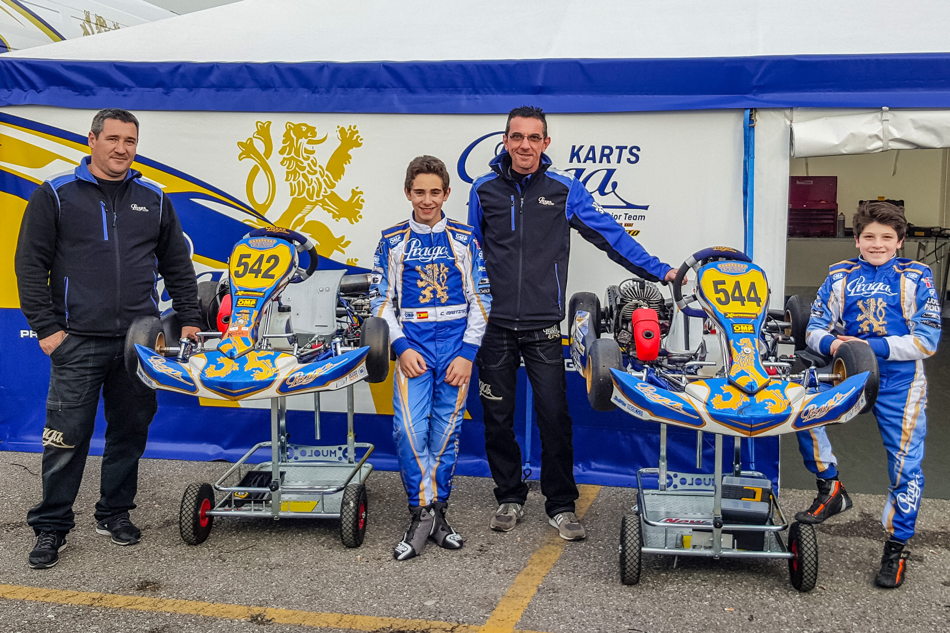 Praga Kart Junior Team