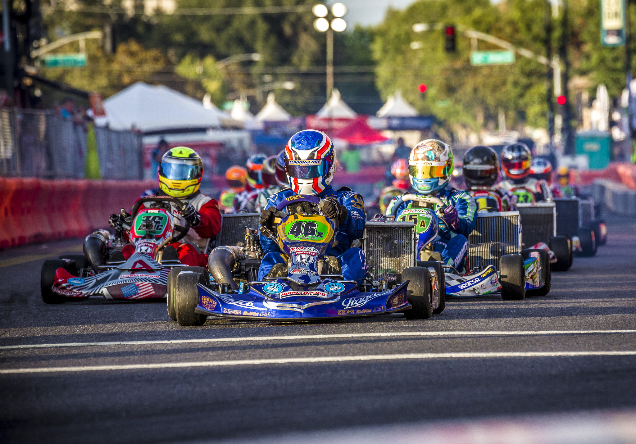 IPK expanded karting dealer network in USA market