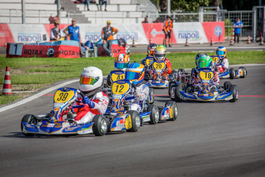 2017 Rotax Junior Sport class! Arrive and Drive with Praga Karts
