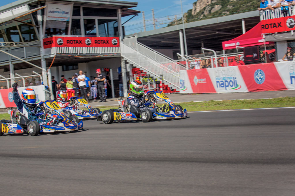 2017 Rotax Junior Sport class! Arrive and Drive with Praga