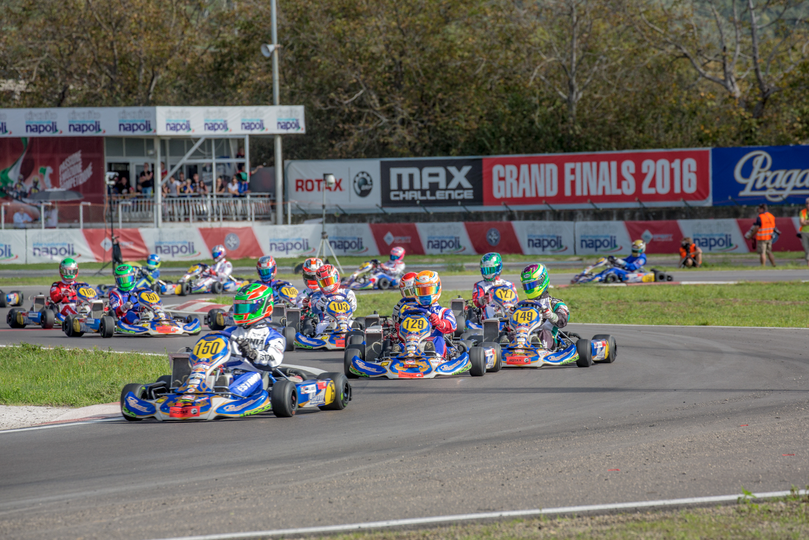 PHOTO REPORT: Rotax Grand Finals Sarno 2016