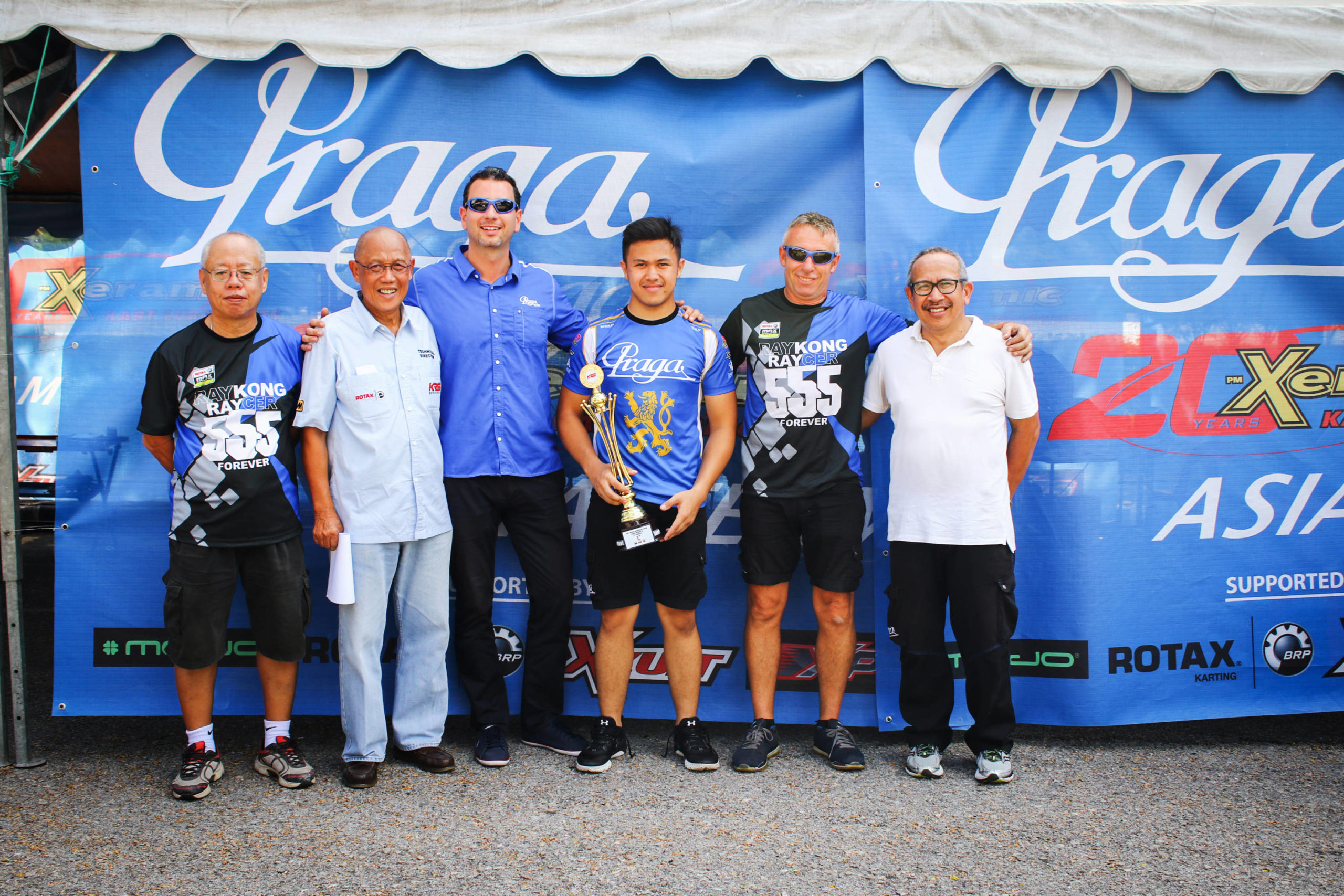KRS Motorsports is a karting leader in Malaysia