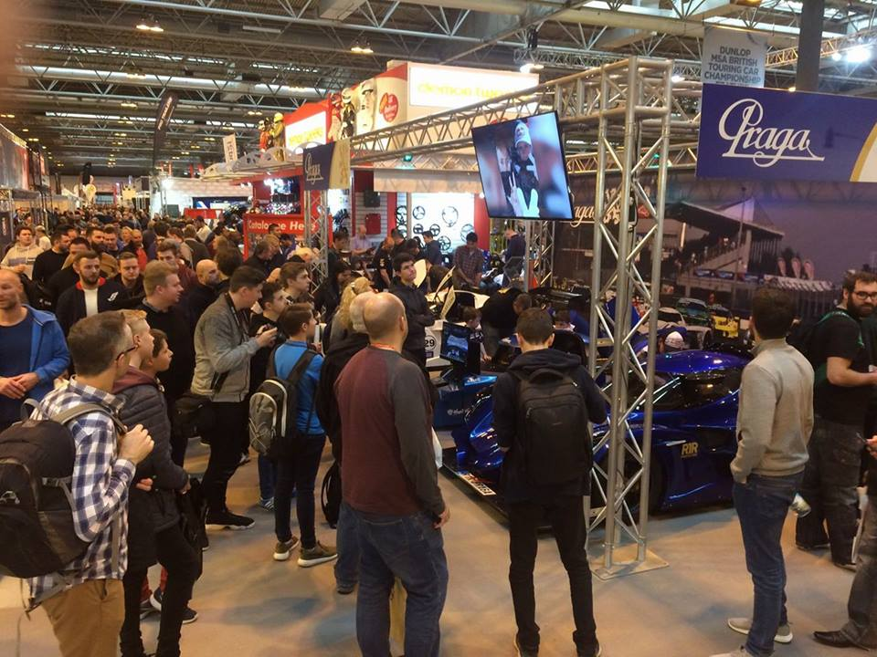 Praga Cars at Autosport International 2017