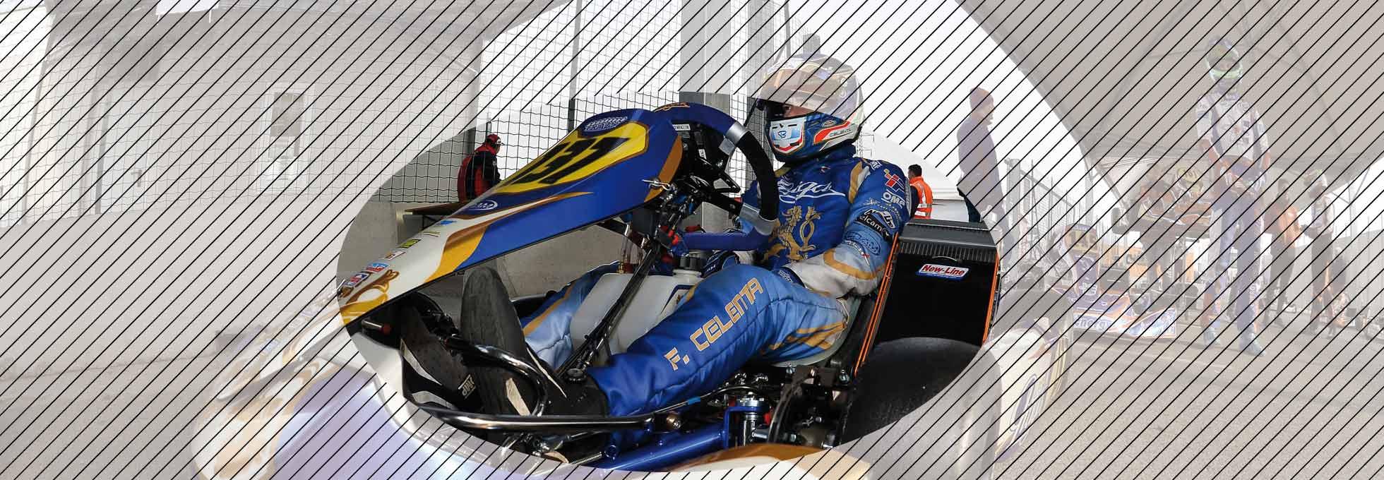 Driver position set-up