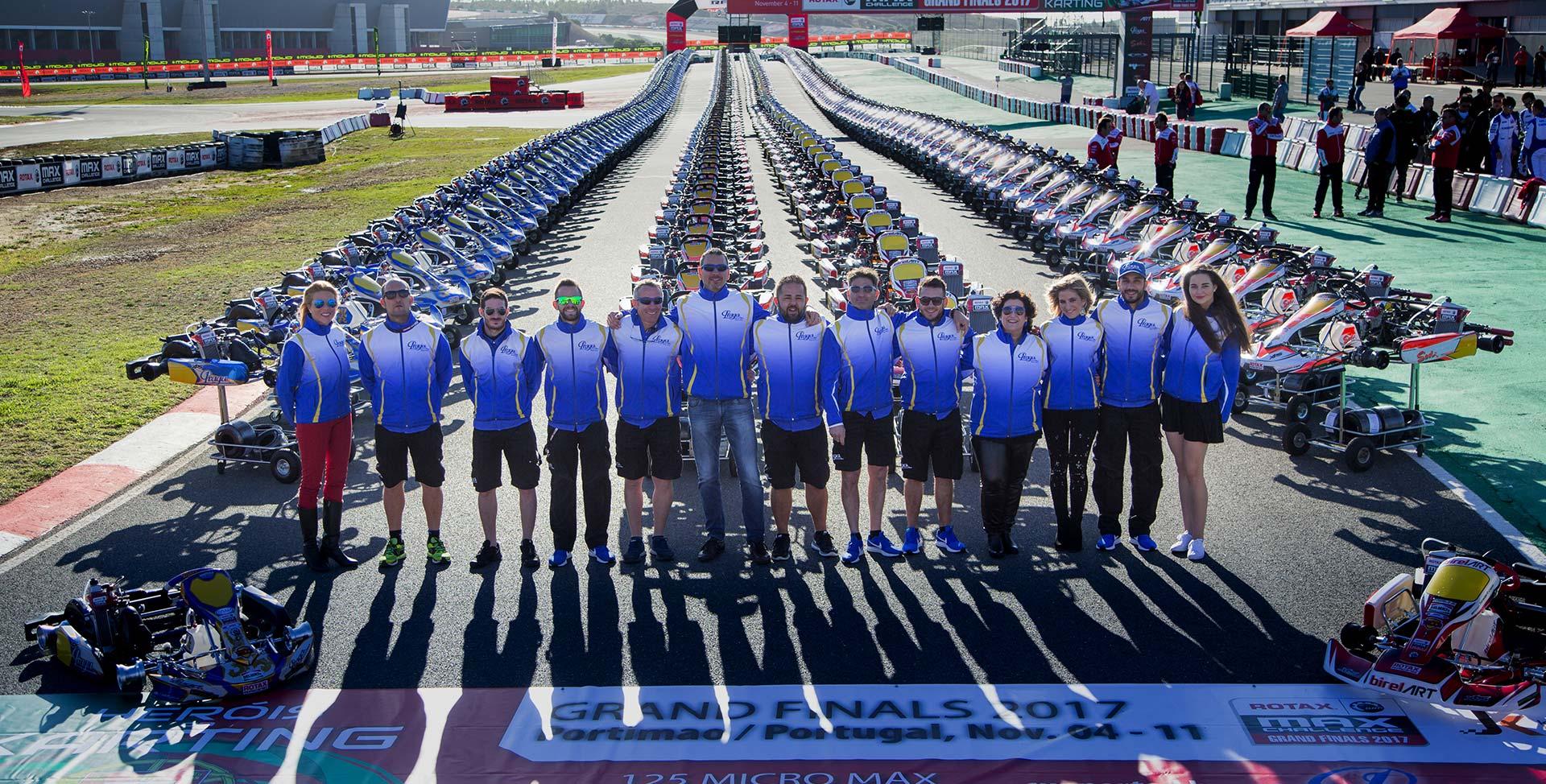 Rotax Grand Finals: Praga Kart will be there!