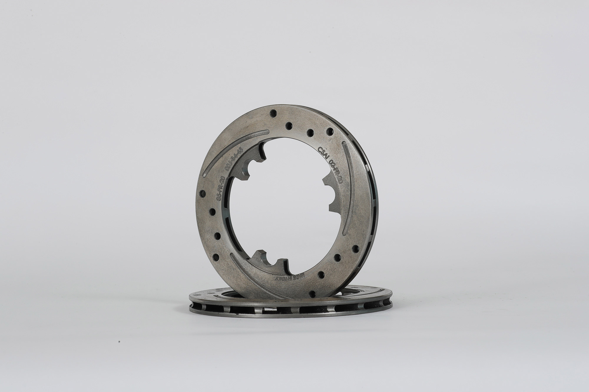 RBS.V2 and STR.V2 braking system discs: greater choice for drivers