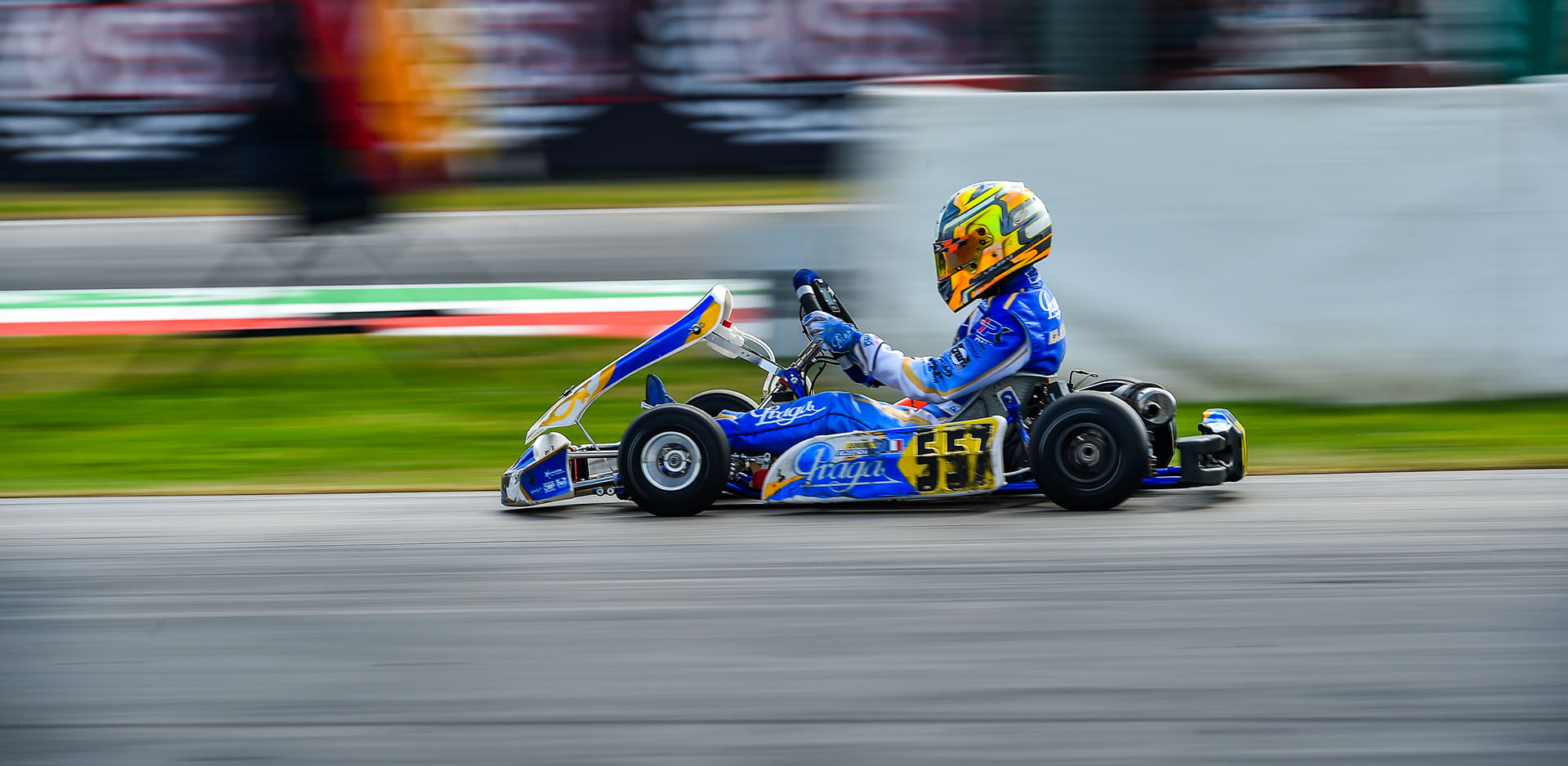 IPKarting forge of young kart drivers