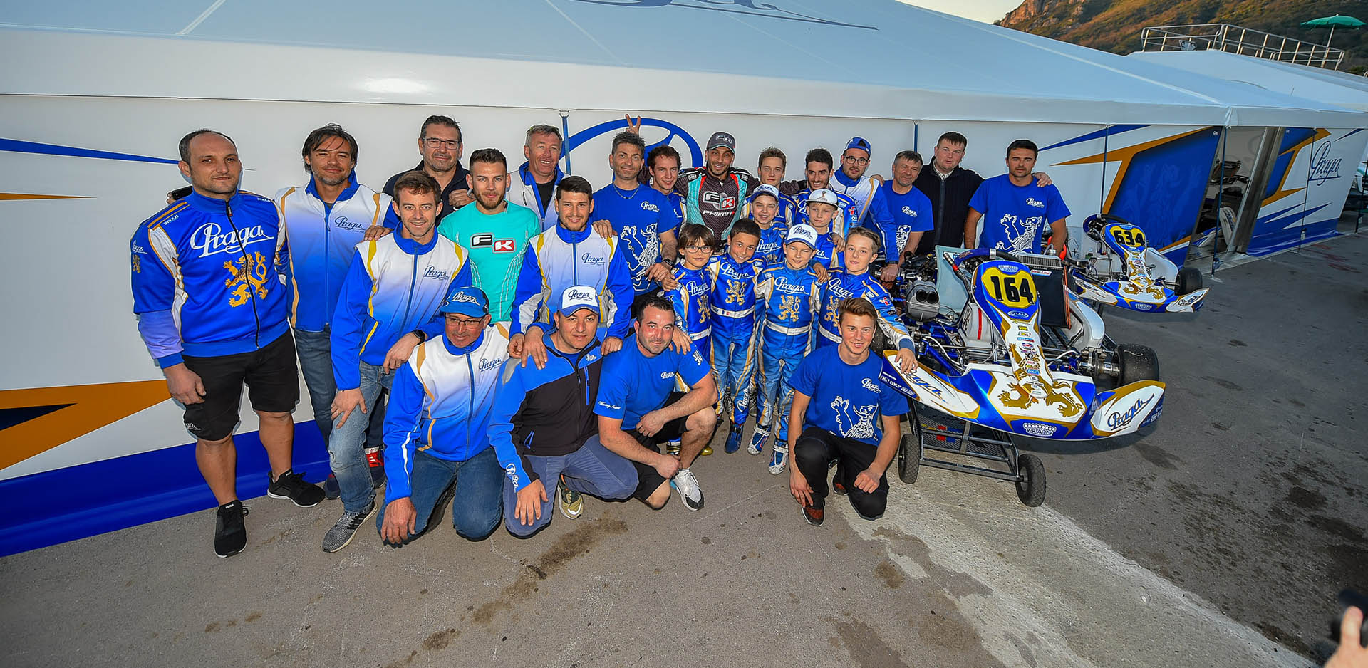 A final in crescendo for IPKarting at the WSK Master Series