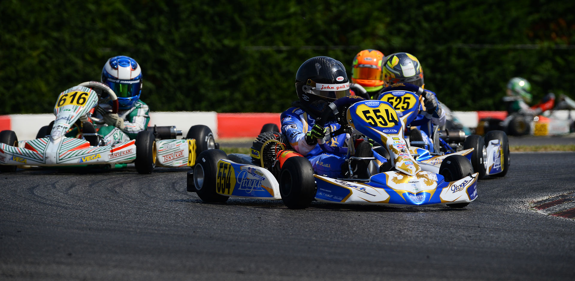 A high level of partecipation for IPKarting at the WSK Euro Series in Lonato