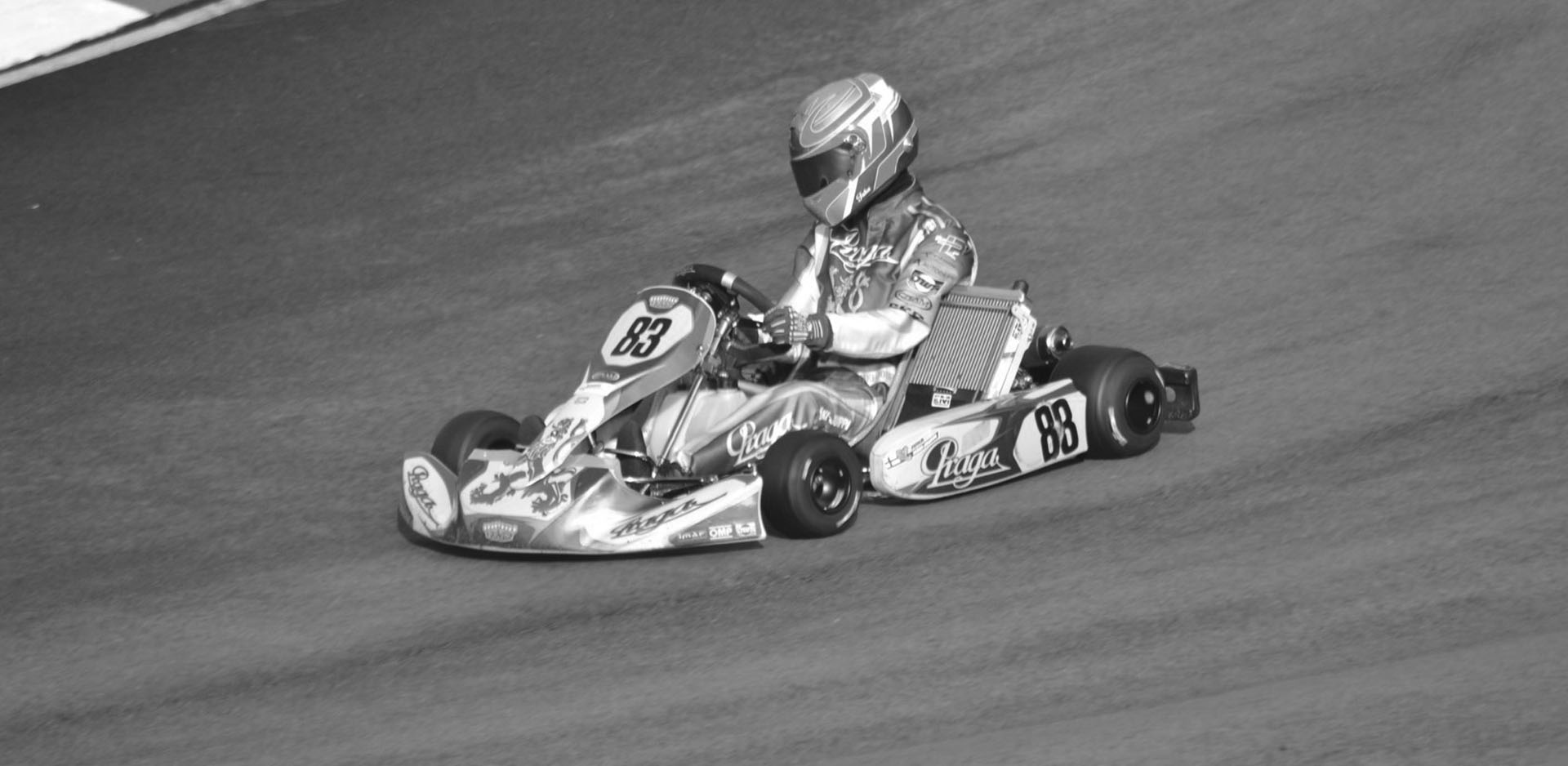Speed and comebacks for the IPK chassis in the OK World Championship