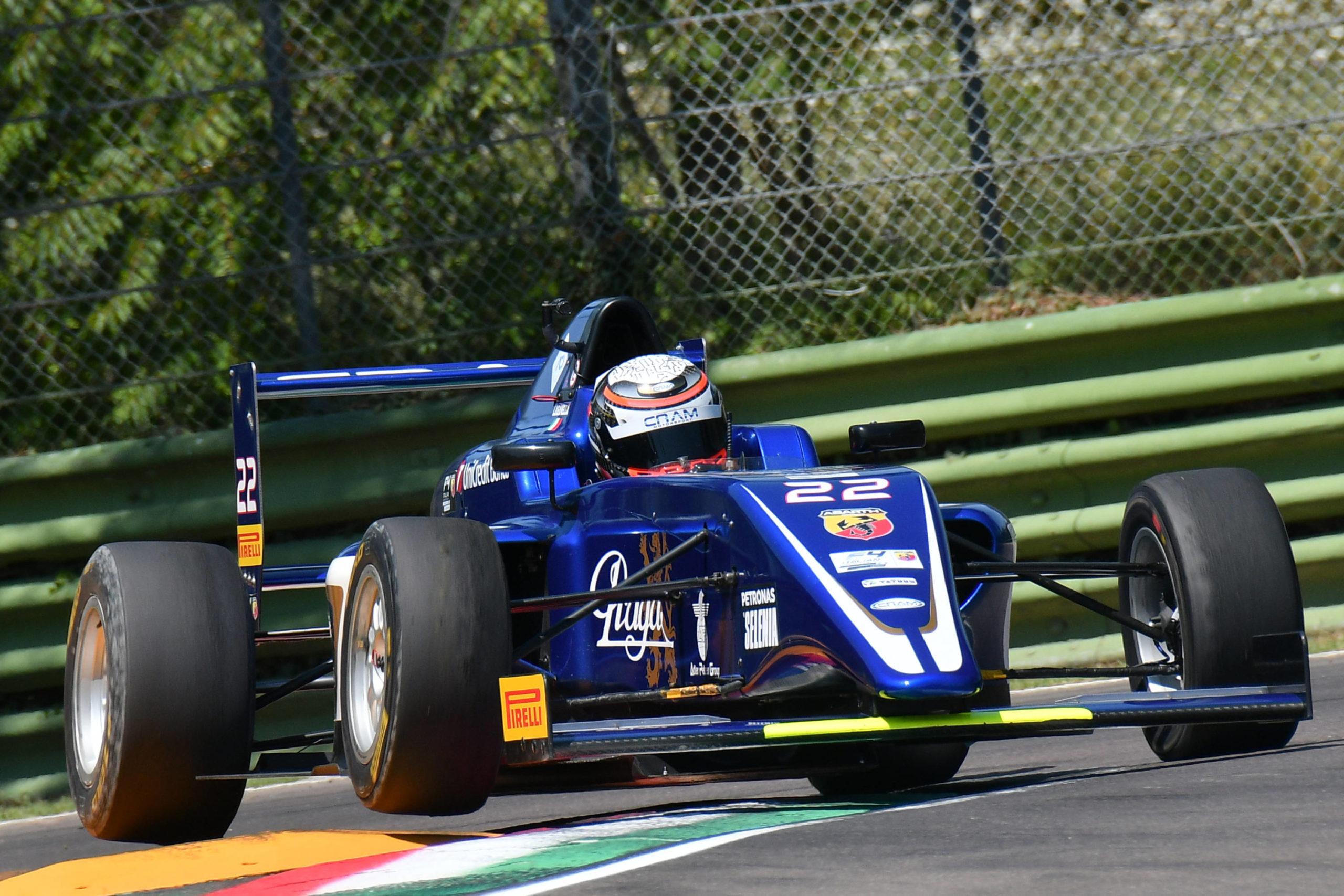 From karts to formulas: Praga and CRAM long-term partnership