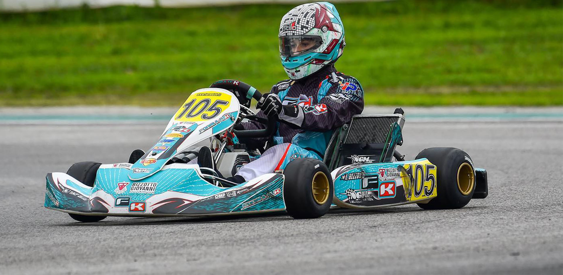 IPK on the podium of the WSK Final Cup