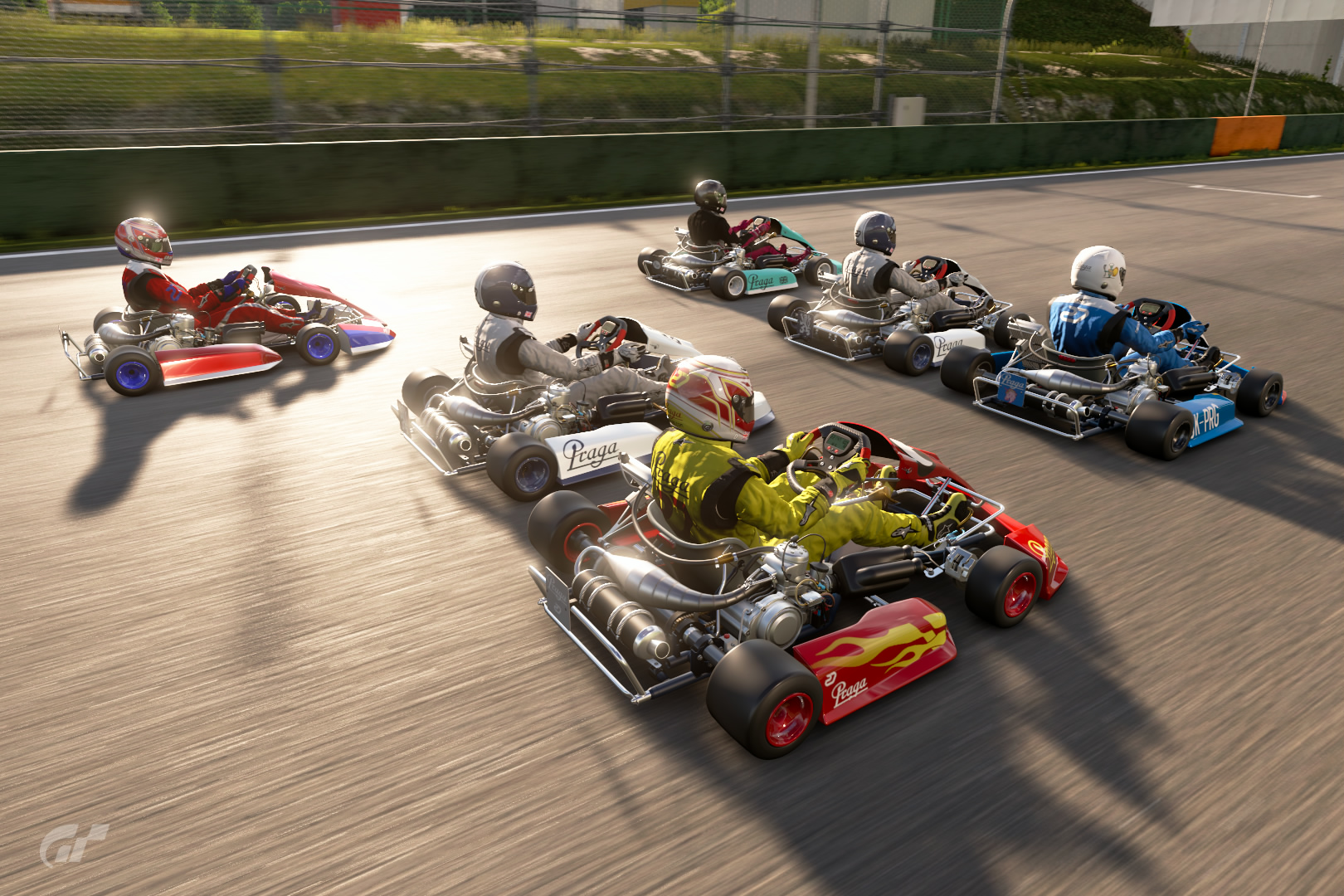 Praga | Praga launches online sim karting campaign: seeks driver to experience real R1 race car