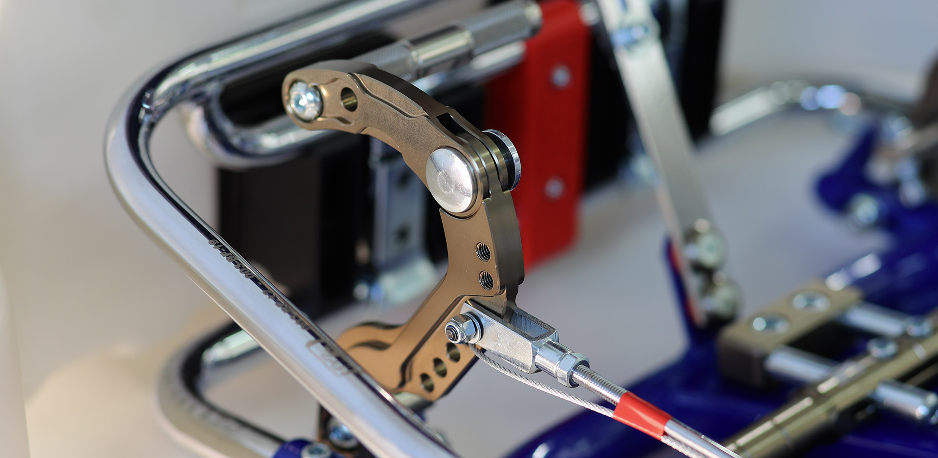 Praga | Praga Karts: with the new IPKarting multi-adjustable pedals