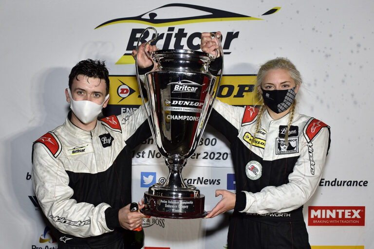 Praga R1 drivers, Harrison and Hepworth, win 2020 Britcar Endurance Championship with VR Motorsport