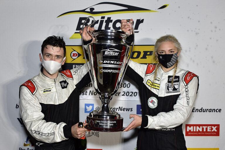 Praga | Praga R1 drivers, Harrison and Hepworth, win 2020 Britcar Endurance Championship with VR Motorsport