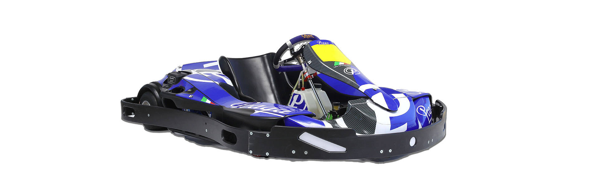 Race Line LIGHT: kart rental according to Praga Karts