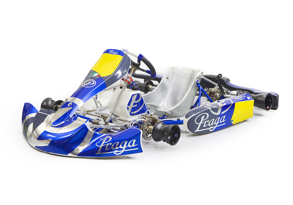 Praga | New graphics, new accessories and attention to detail for the new Praga Dragon EVO 2