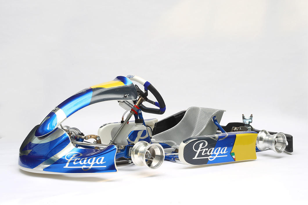 Praga | Monster EVO 3: the new MINI by Praga Karts