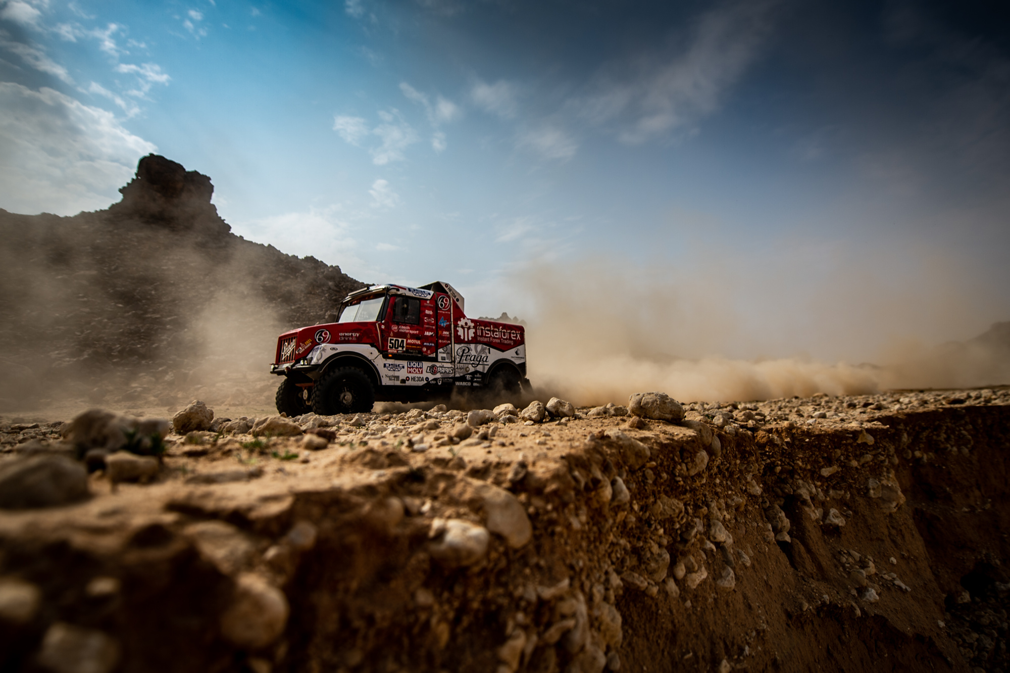 Dakar 2021: After a storming drive, Loprais is close to top 3
