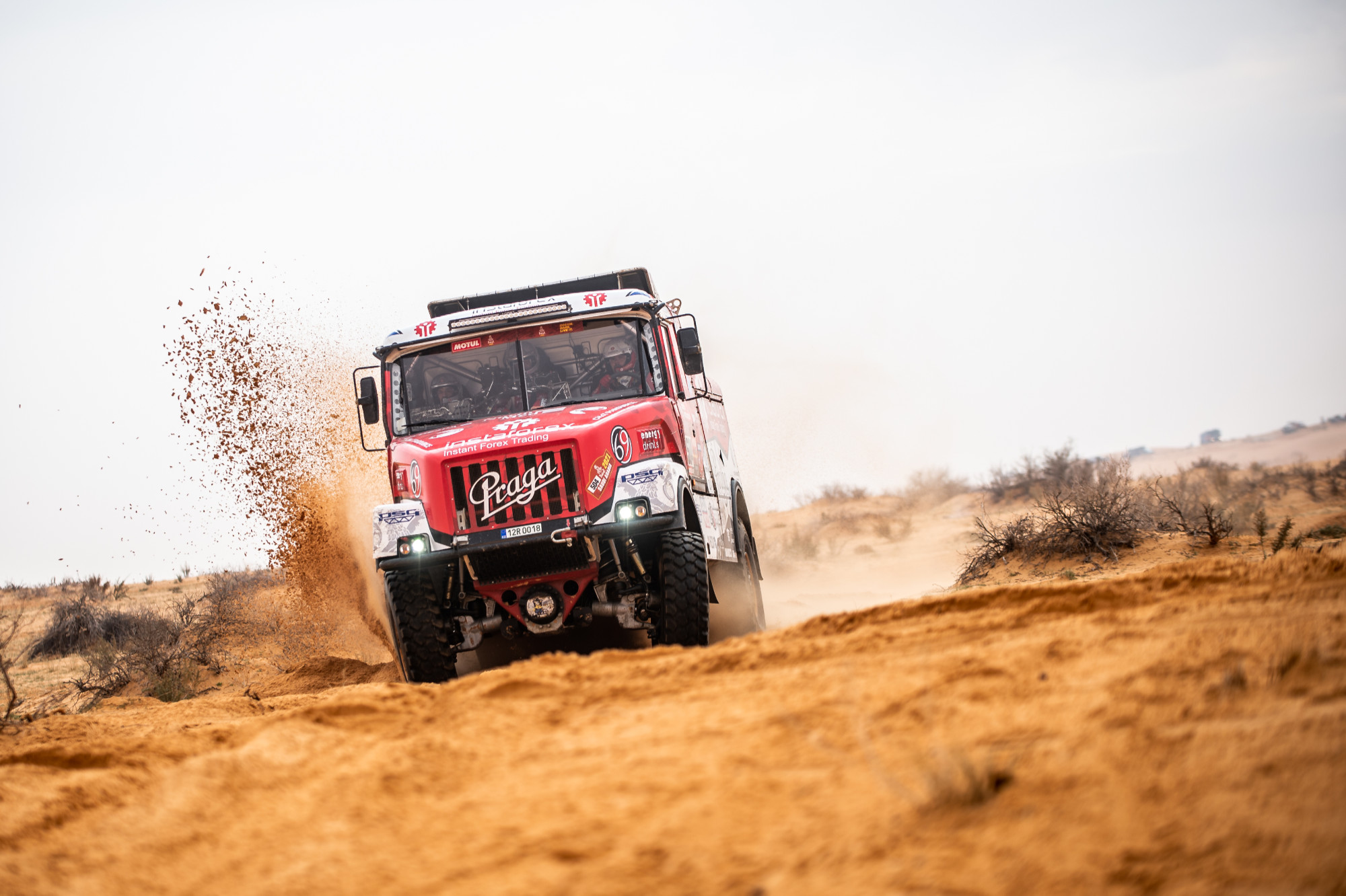 Praga | Dakar 2021: The Lady – The Fighter & The Queen – The Salvation