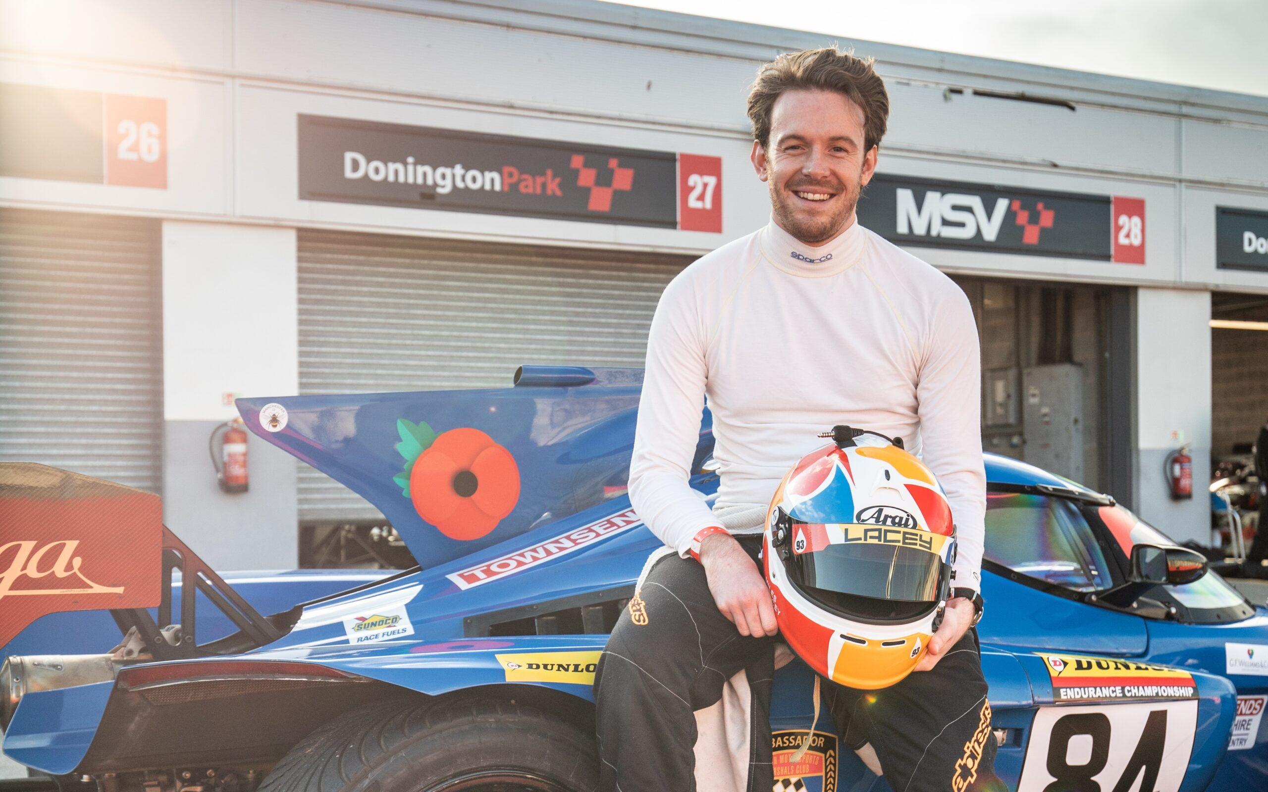 Praga Goes Racing with Supercar Driver