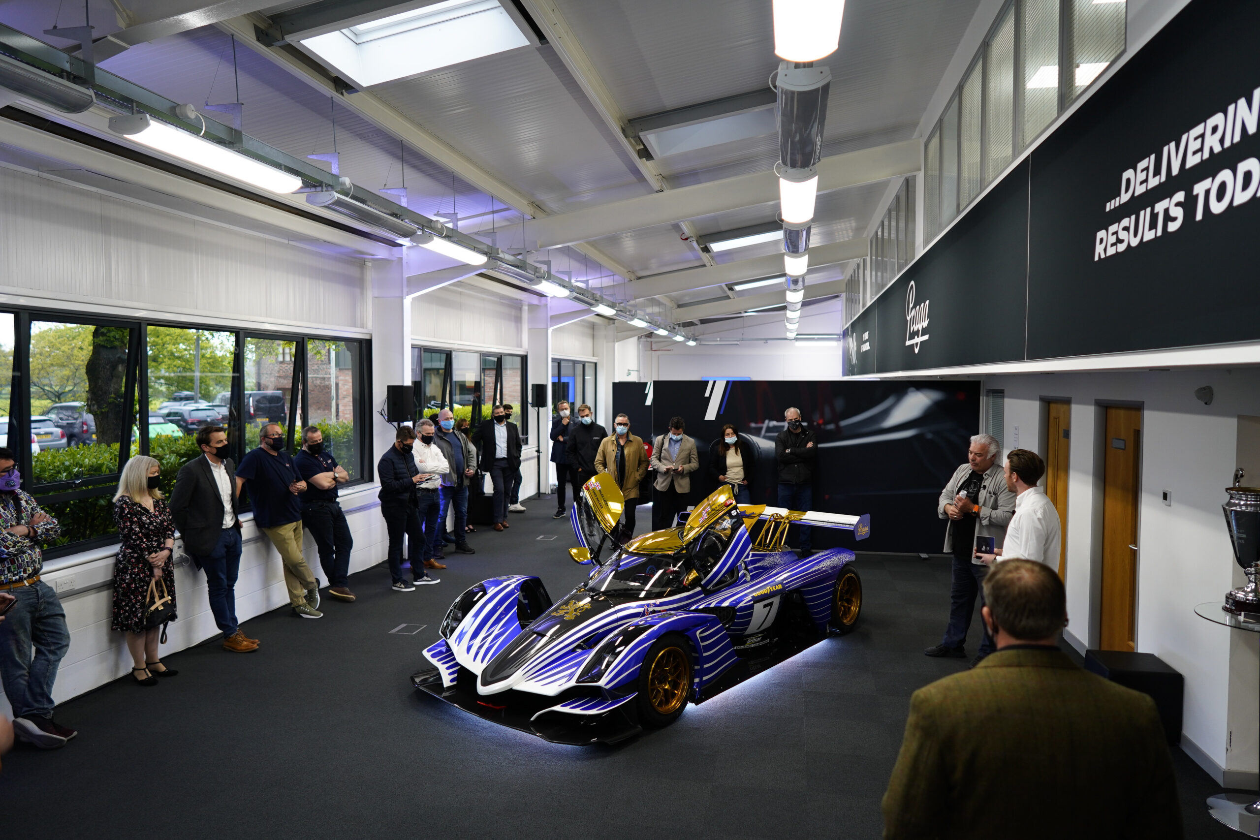 Praga Cars UK teases new HQ ahead of official opening in June
