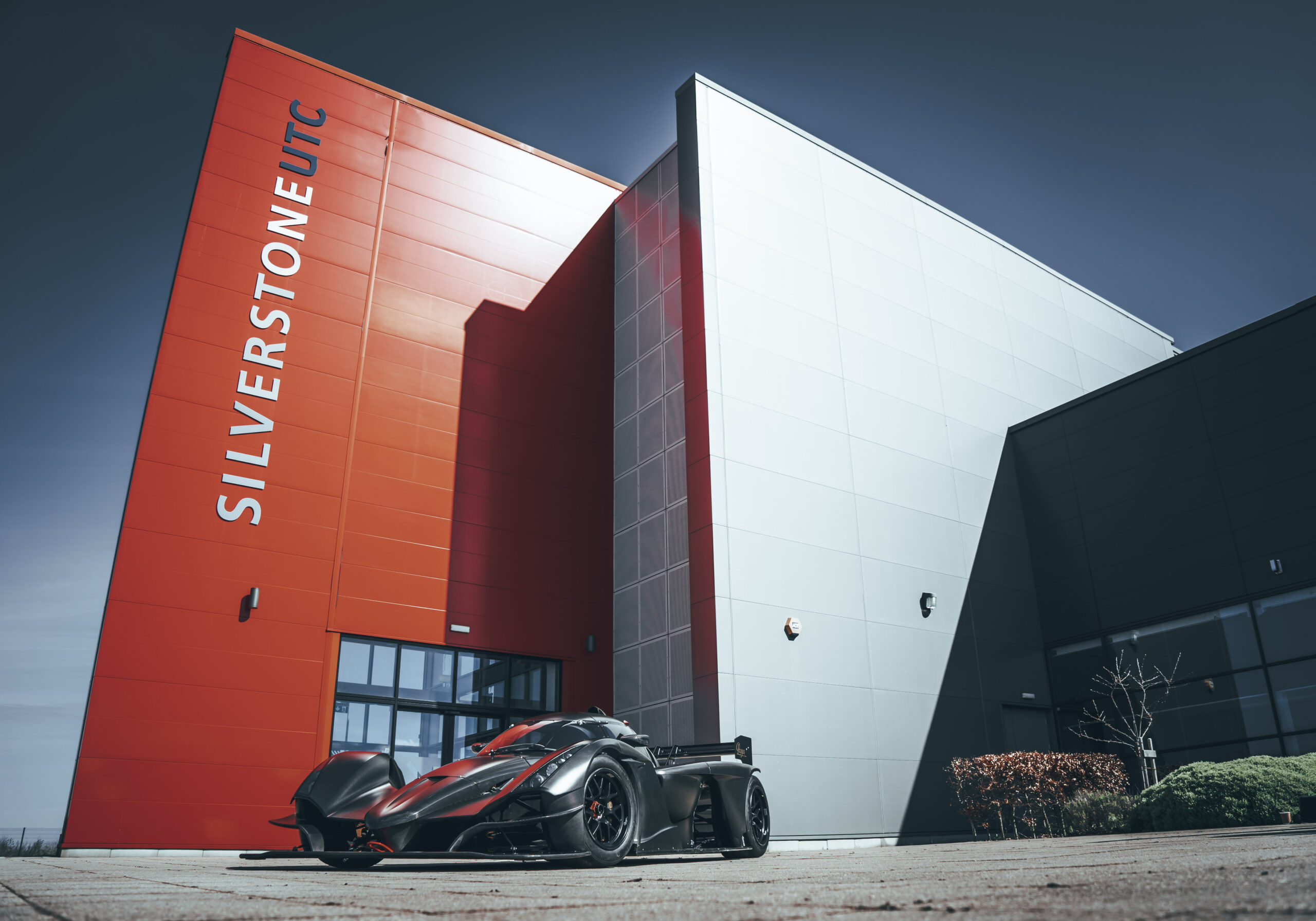 Praga Hospitality Suite at 2 Hour Silverstone Britcar Endurance Championship