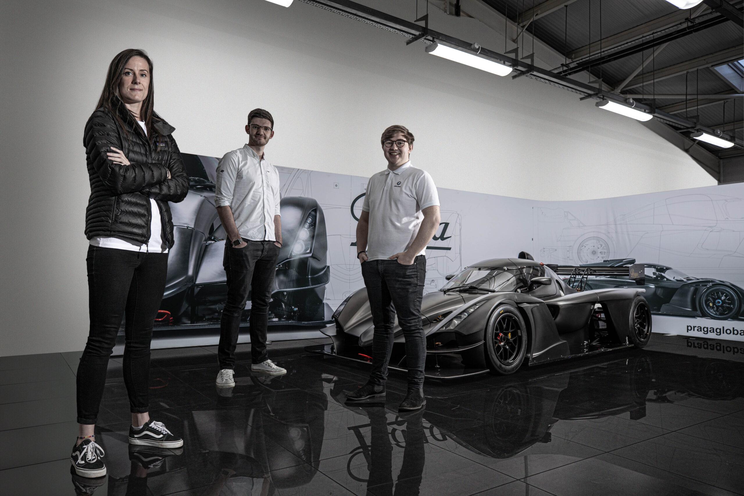 Ashley Dibden joins Praga Guest Driver programme as Abbie Eaton heads to W Series
