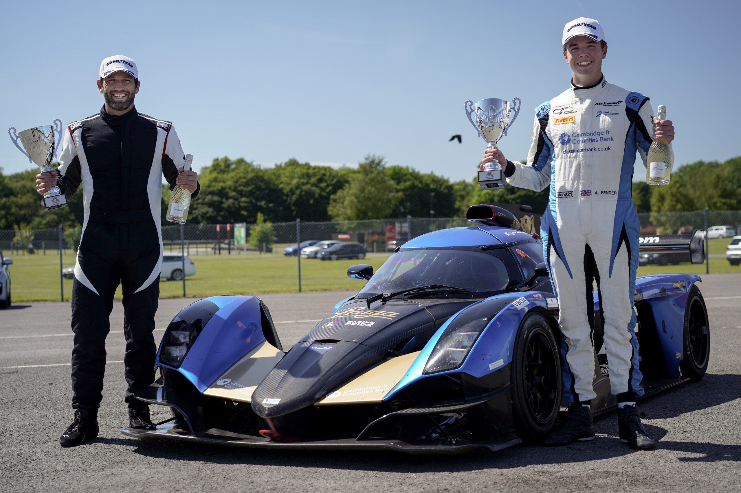 Praga launches Supercar Race Academy to fast-track route to racing an R1