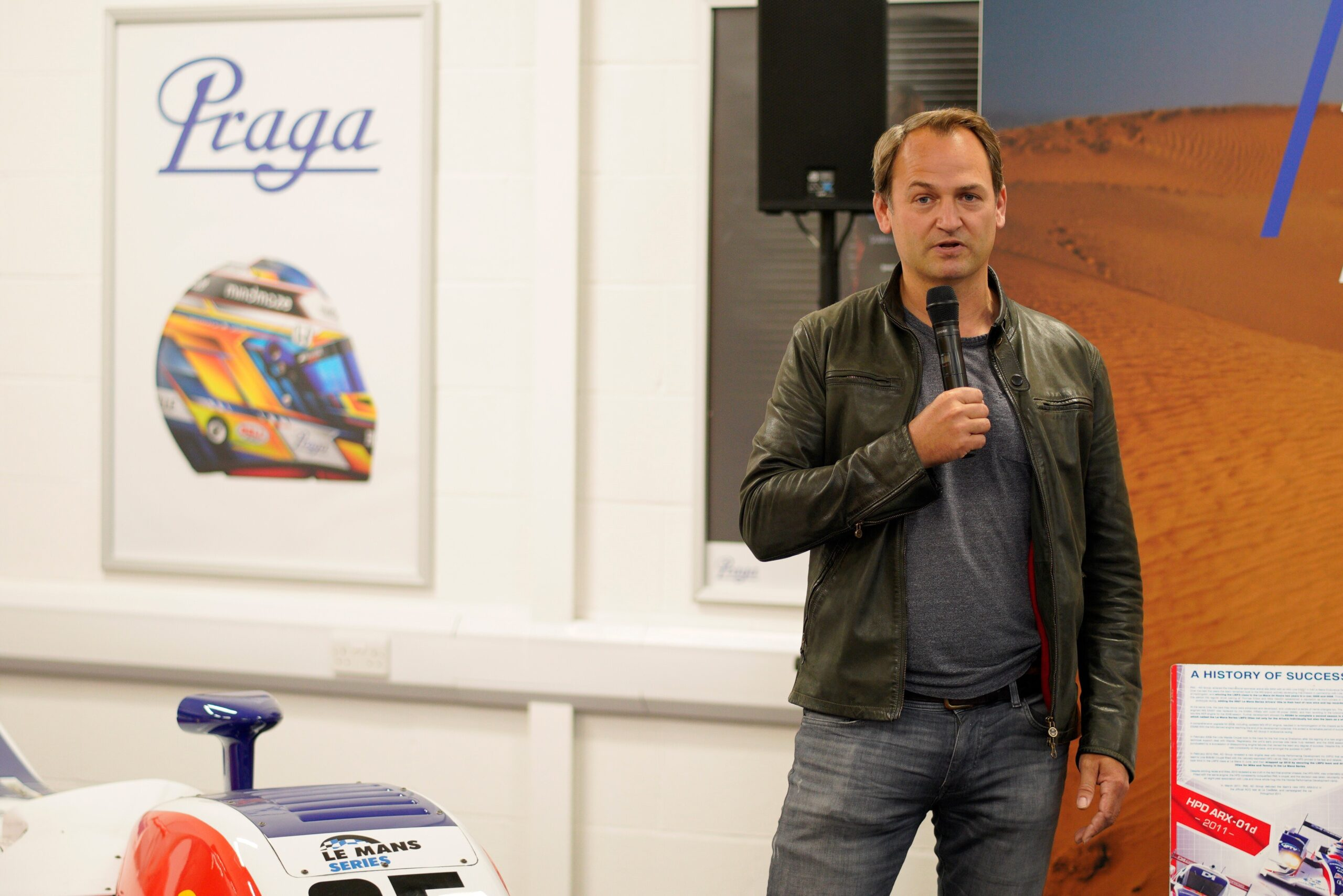 Praga Cars moves into top gear in the UK