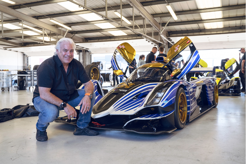 Frank to run up the hill at Goodwood Festival of Speed