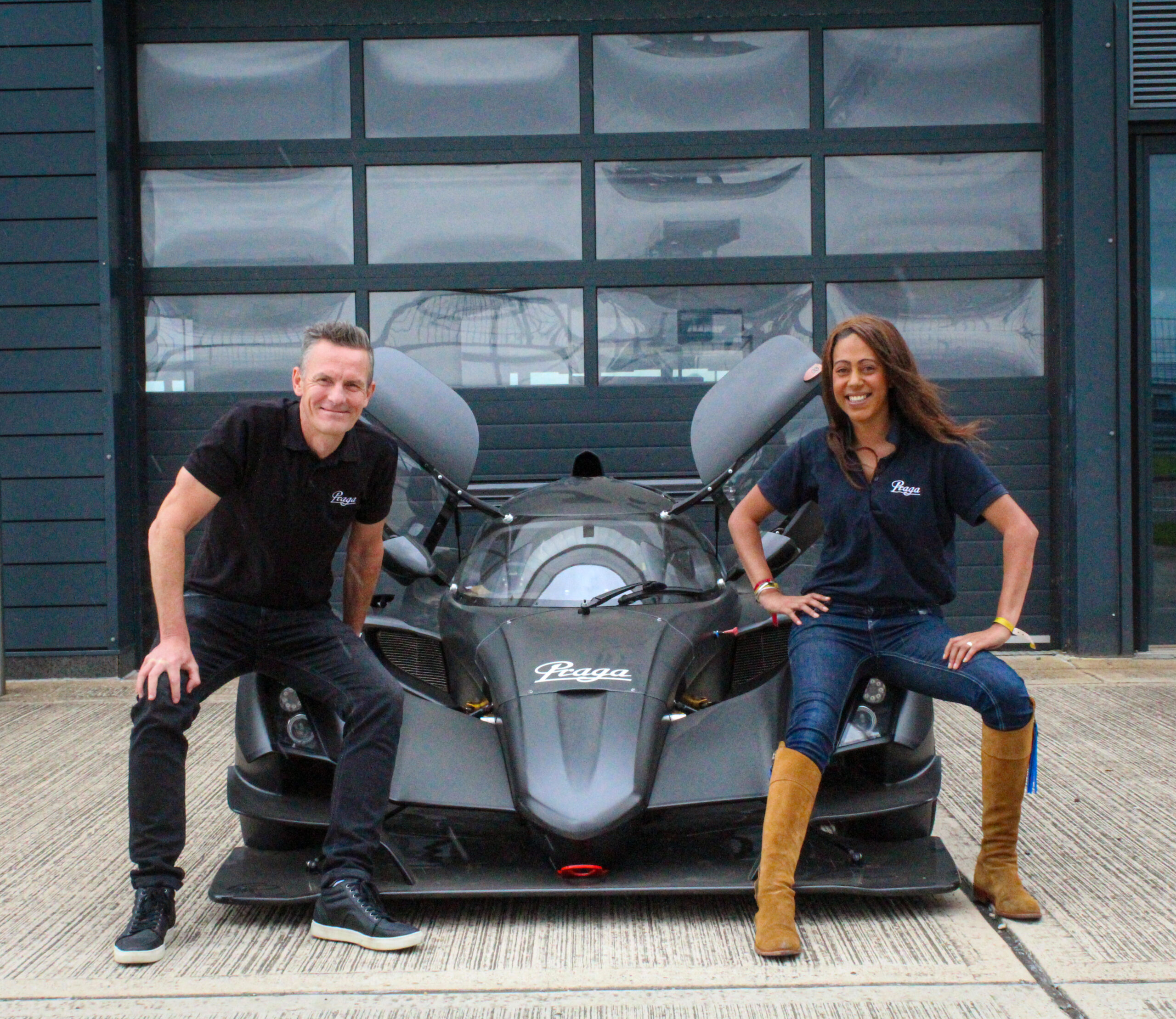 Praga | Praga Cars UK growth plans gather pace with appointment of new Motorsport Manager