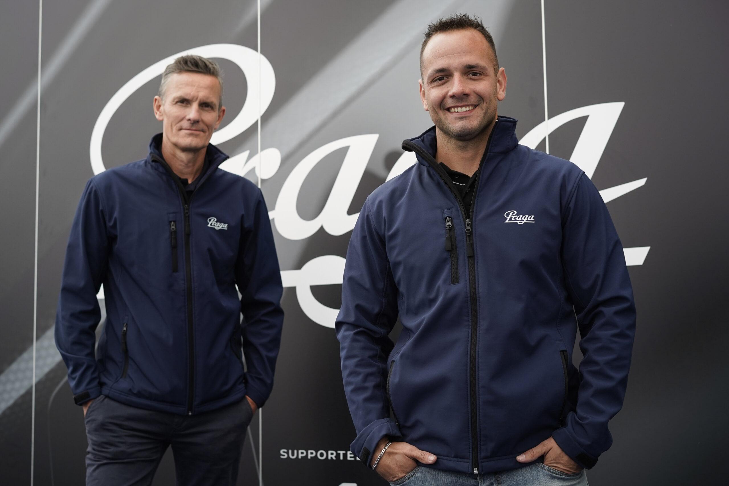 Praga | Praga Cars confirms first international partners in new global Praga Racing dealer network