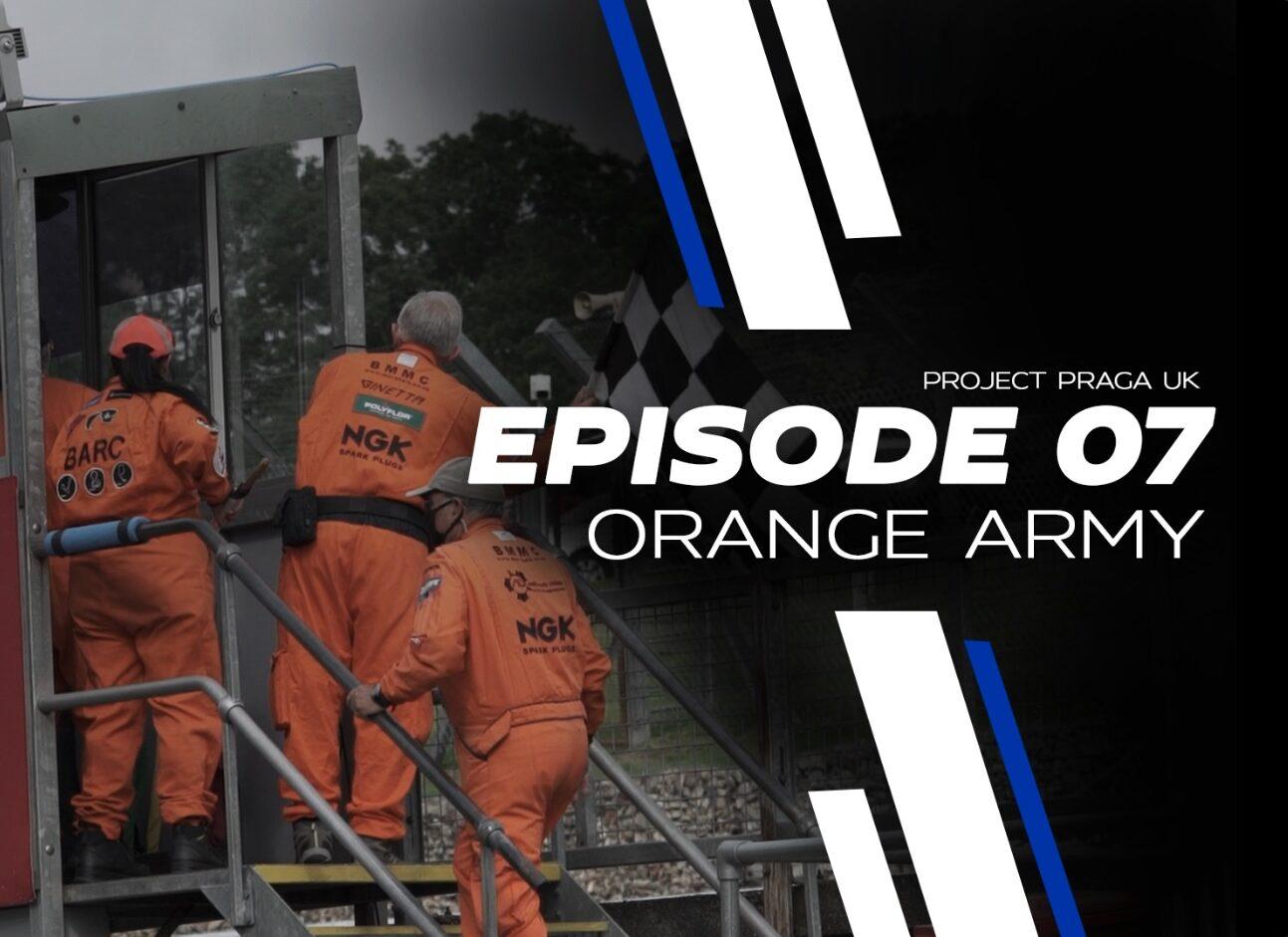 Praga | Episode 7: Orange Army